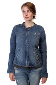 Куртка джинсовая Roxy Party J Otlr Vintage Med Blue