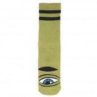 Носки высокие Toy Machine Sect Eye Sock Iii Sock Army