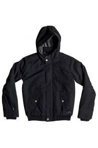 Куртка зимняя детская Quiksilver Brooksdwryouth Black