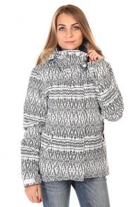 Куртка женская Roxy Jet Ski Jk J Snjt Dixie Bright White