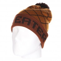 Шапка Anteater Hatpom wire brown