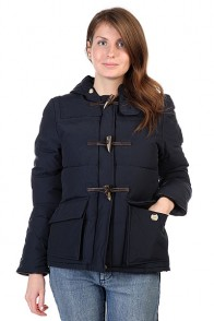 Пуховик женский Penfield Landis Down Insulated Duffle Jkt Navy