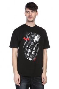 Футболка Grenade G.a.s. Methamphibian Gren Skull Black