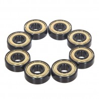 Подшипники для скейтборда Footwork Bearings Gold Ring