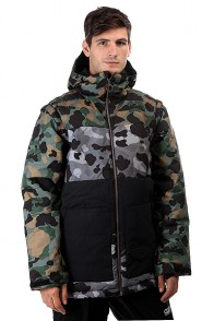 Куртка DC Downhill Camouflage Lodge