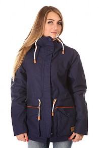 Куртка парка женская Colour Wear Dust Jacket Patriot Blue