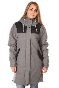 Куртка парка женская Colour Wear Coz Parka Grey Melange