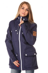 Куртка женская Colour Wear Lynx Jacket Patriot Blue