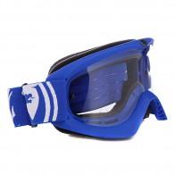Маска Dragon MDX-L Blue/Clear Aft