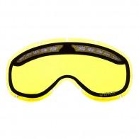 Линза для маски Dragon DXS Replace Lens Yellow