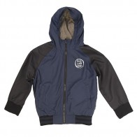 Ветровка детская Billabong All Day Windbreaker Dark Royal