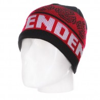 Шапка Independent Woven Crosses Black/Red