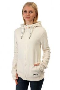 Толстовка сноубордическая женская Roxy Suuvra Hoodie Pristine
