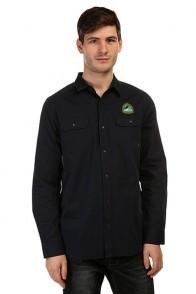 Рубашка Nixon Salinas Shirt Navy