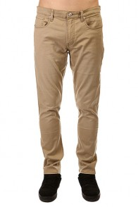 Штаны узкие Quiksilver Distorsion Sand Ndpt Elmwood