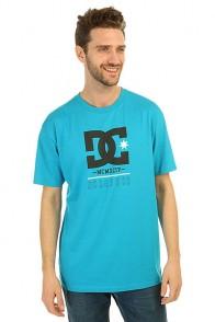 Футболка DC Rackett Blue Jewel