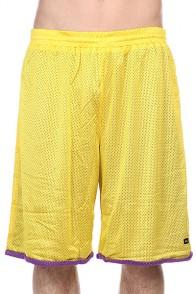 Шорты K1X Roll-up Practice Shorts Yellow/Purple