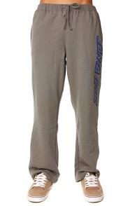 Штаны прямые Santa Cruz Classic Strip Sweat Pant Grey