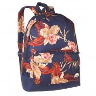 Рюкзак городской женский Roxy Sugar J Bkpk Castaway Floral Blue