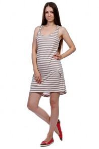 Платье женское Ezekiel Everlast Dress Coral