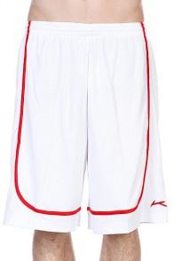 Шорты K1X Hardwood League Uniform Shorts White/True Red