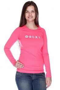 Термобелье (верх) женское Roxy Crew Seamless Diva Pink