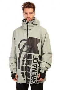 Куртка утепленная Grenade Jacket Exploiter Gray