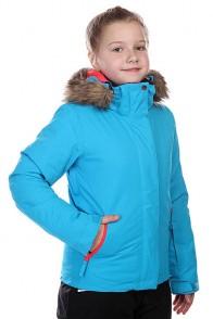 Куртка детская Roxy Jet Ski Girl Emboss Jk Hawaian Ocean