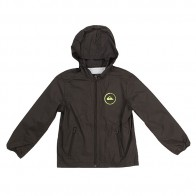 Ветровка детская Quiksilver Every Jackpri You Anthracite