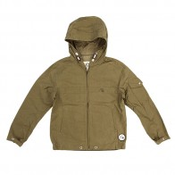Куртка детская Quiksilver Shoreline Youth Dusty Olive