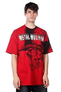 Футболка Metal Mulisha 20/20 Cardinal