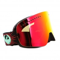 Маска Dragon NFX Frame Palm Springs Lens Red Ionized + Yellow Blue Ionized