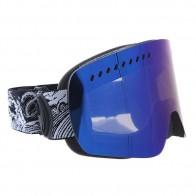 Маска для сноуборда Dragon Nfxs Nozakai Dap/Dksmkbl + YellBlue One