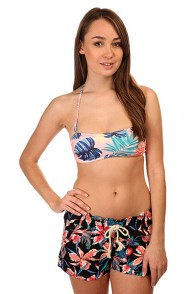 Бюстгальтер женский Roxy Bandeau Beach Palm Combo Ros