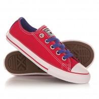 Кеды кроссовки низкие детские Converse Ct East Coaster Ox Berry