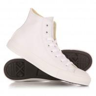 Кеды кроссовки высокие Converse Chuck Taylor All Star Hi White