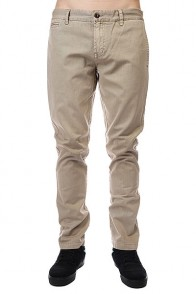 Штаны прямые Element Castaway Pt Light Khaki