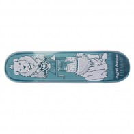 Дека для скейтборда для скейтборда Element Nyjah Zipper 31.25 x 7.75 (19.7 см)