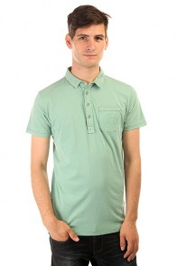Поло Globe Mitchell Polo Cool Green