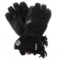 Перчатки сноубордические Pow Warner Glove Gtx Black