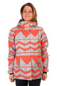 Куртка женская Roxy Jetty Damaris Nasturtium