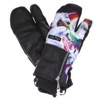 Варежки сноубордические женские Celtek Hello Operator Unicorn