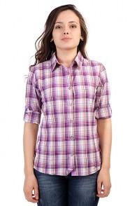 Рубашка в клетку женская Marmot Wms Lyndsy Ls Bright Berry