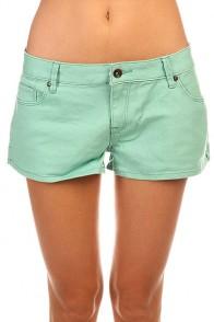 Шорты джинсовые женские Roxy Forever Colors J Dnst Creme De Menthe