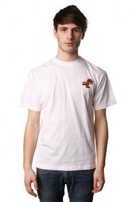Футболка Santa Cruz Ogsc Slim Tee Knit Tops White