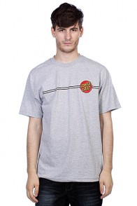 Футболка Santa Cruz Classic Dot Athletic Heather