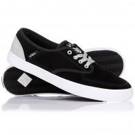 Кеды кроссовки низкие VOX Classx Black Mid Grey