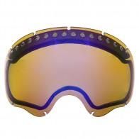 Линза для маски Oakley Repl. Lens A Frame Dual Vented /H.i. Amber Polarized