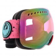 Маска для сноуборда Dragon APXs Splatt/Pink Ionized + Ionized
