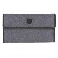 Кошелек Burton Wb Tri Fold Wallet Grey Wool
